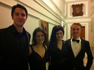 Mozart Requiem with the Amadè Players William Morgan, Nina Kanter, Clara Kanter, Jonathan Stirland