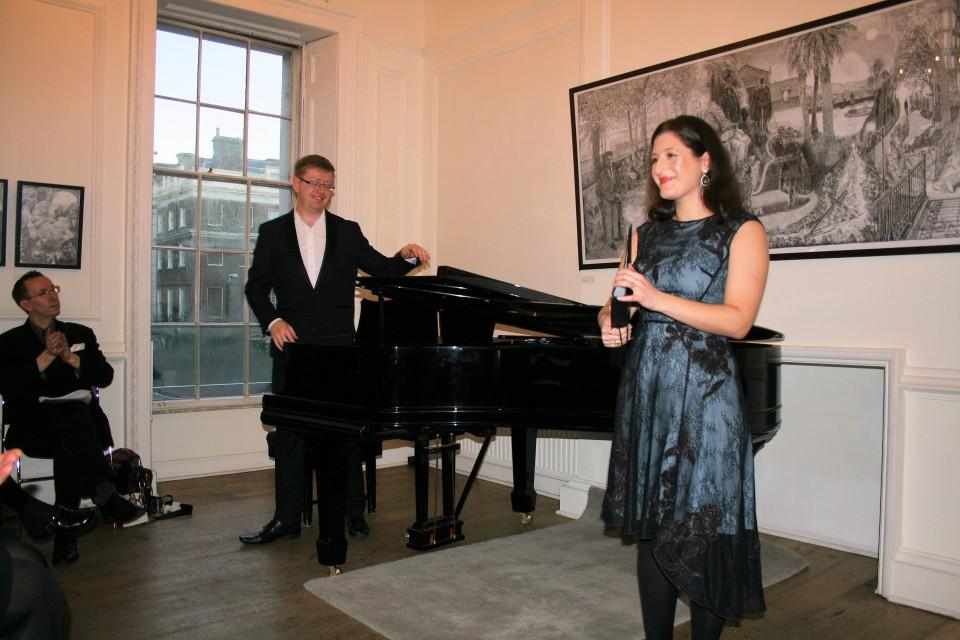 Rachmaninoff Song Festival at Pushkin House, London