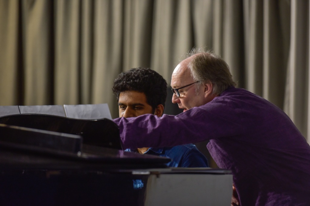 Masterclass at the Art Song Festival 2020 Launch